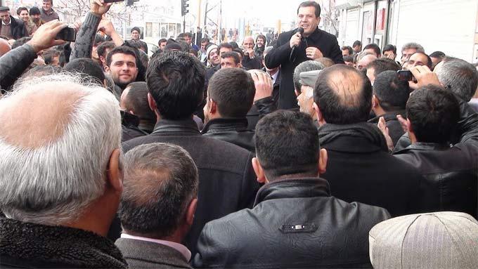 BDP'nin Van'da seçim çalışması sürüyor 16