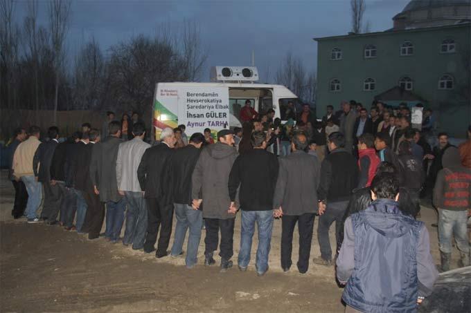 BDP'nin Van'da seçim çalışması sürüyor 8