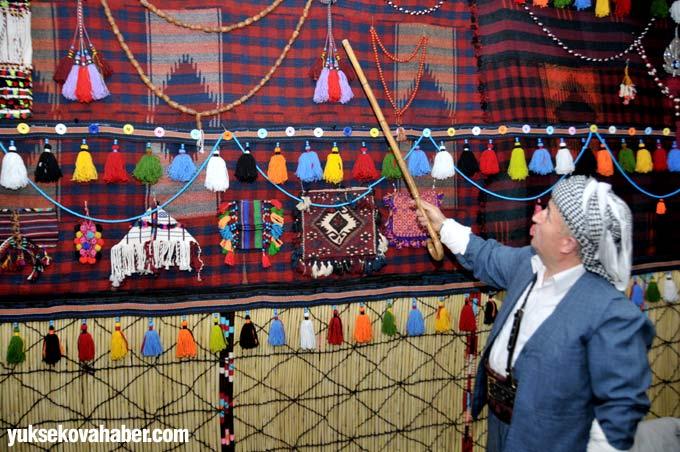 Hakkari'de dengbejler odası kuruldu 19