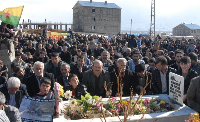 Halepçe Katliamı Yüksekova'da kınandı 10