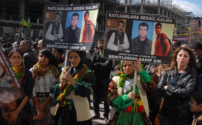 Halepçe Katliamı Yüksekova'da kınandı 13