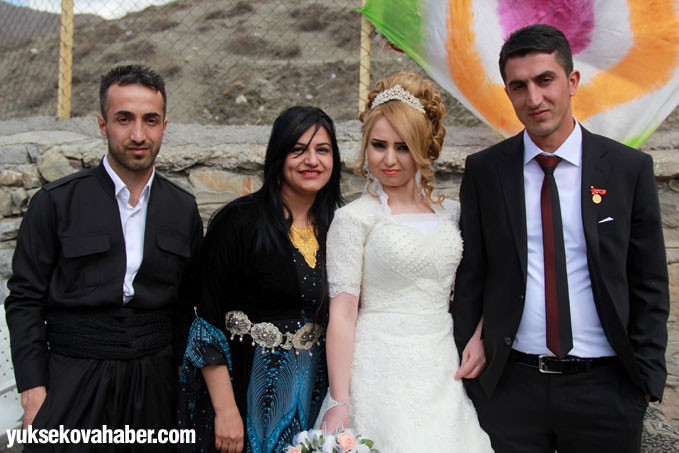 Hakkari'de Düğün sezonu açıldı 45