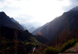 Dağların yurdu Oremar