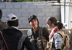 Kobanê'de direnişin 68. günü
