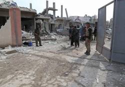 Kobanê'de direnişin 78. günü
