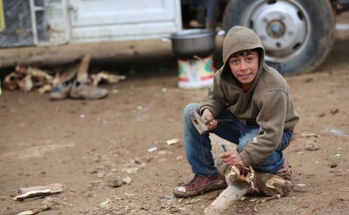 Kobanê'lilerin zorlu yaşamı 1