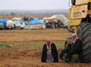 Kobanê'lilerin zorlu yaşamı