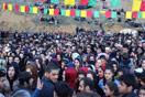 Hozan diyar Şemdinli'de konser verdi