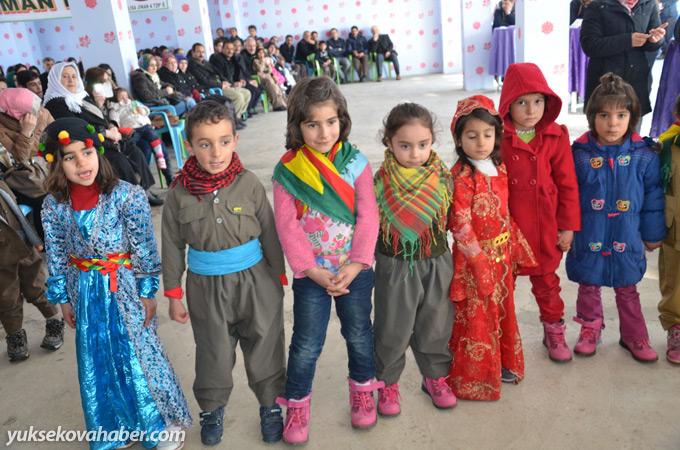 Yüksekova'da Kürtçe bilgi yarışması 1