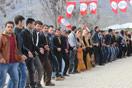 Derecik'te HDP Belde binası açıldı