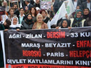 Halepçe Katliamı protestoları