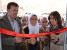 Esendere'de halaylı HDP-DBP binası açılışı