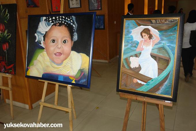 Halkeğitim Merkezi Yılsonu Sergisi 1