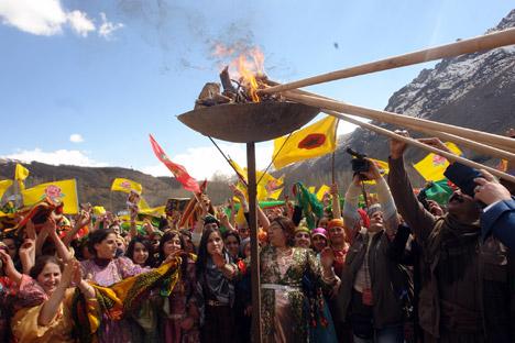 Şemdinli Newroz 2009 23