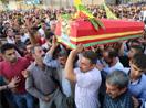 Katledilen Özdal'in cenazesi toprağa verildi