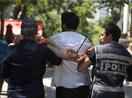Polis SGDF'lilerin taziyesine saldırdı: 8 gözaltı