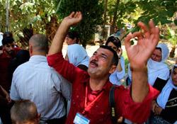 Katliamın yıl dönümünde Laleş'te ağıtlar yükseldi