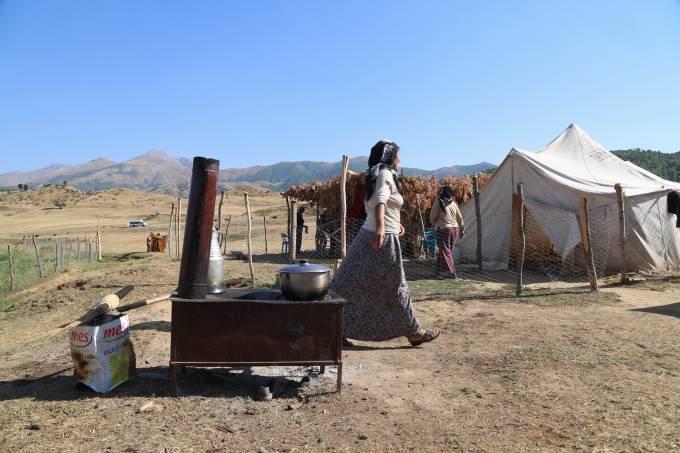 Şenyayla'daki koçerler: Topraklarımızı terk etmeyiz 1