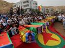 Cizre, öldürülen sivillerini uğurladı