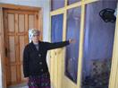 Yüksekova'da birçok eve patlayıcı isabet etti