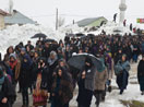 Ümit Diri (Aziz Gever) Yüksekova'da toprağa verildi
