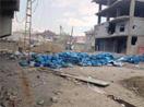 Yüksekova'dan bombardıman ve çatışma izleri