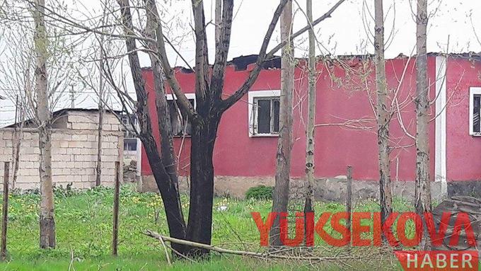 Yüksekova'da yıkımın izleri! 1