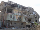 Yüksekova'dan çatışma ve bombardıman izleri