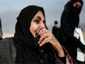 IŞİD'den kaçışın kareleri