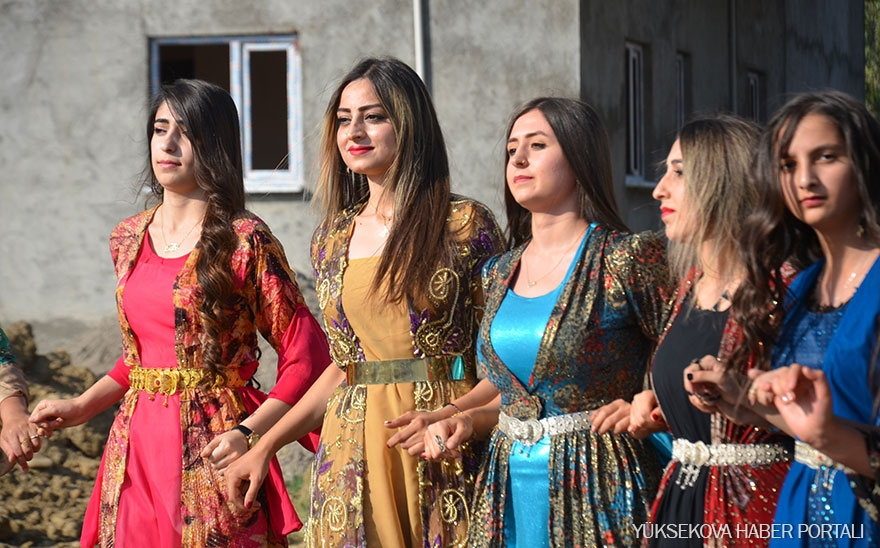 Yüksekova Düğünleri (12-13 Ağustos 2017) 36