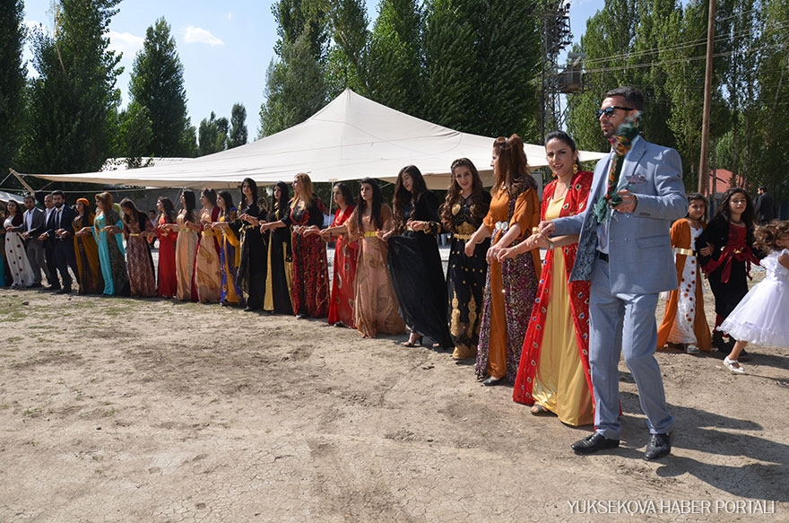 Yüksekova Düğünleri (12-13 Ağustos 2017) 38