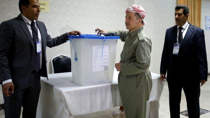 Kürdistan referandumundan ilk kareler 1