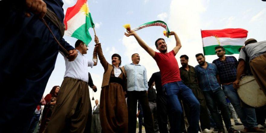 Erbil ve Kerkük'ten referandum manzaraları