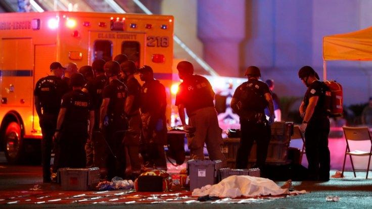 Katliamdan sonra Las Vegas 1