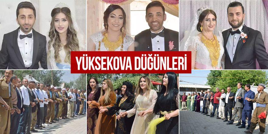 Yüksekova Düğünleri (14 - 15 Temmuz 2018)