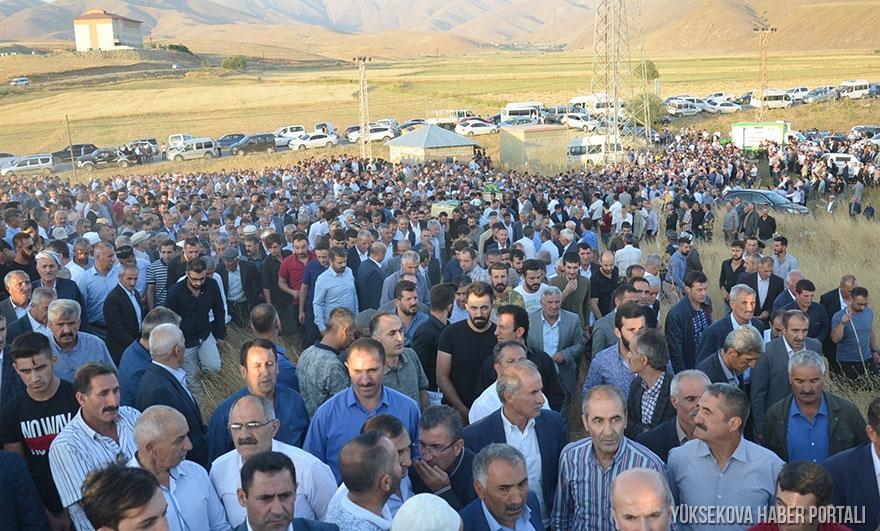 Sertip ve Ferhenk Dara'yı binler uğurladı 1