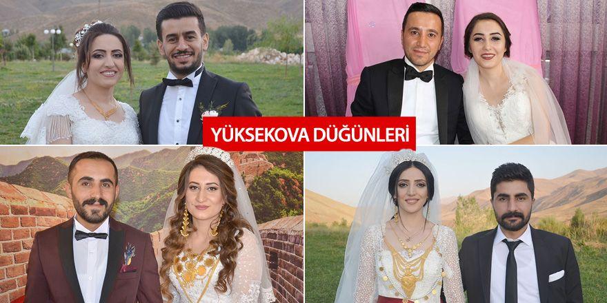 Yüksekova Düğünleri (29- 31 Ağustos 2018)