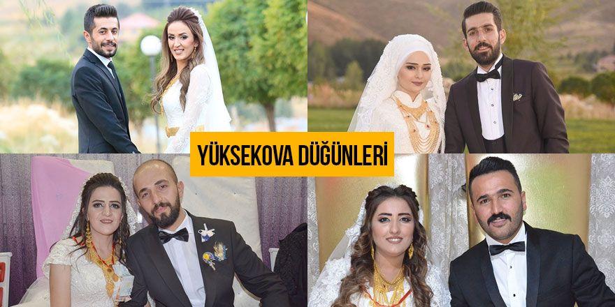 Yüksekova Düğünleri (23 - 24 Eylül 2018)