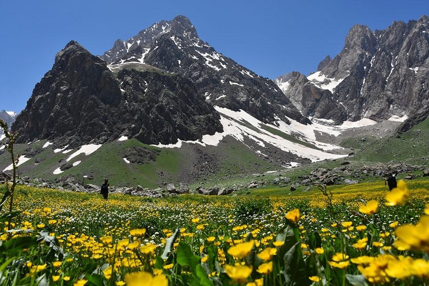 Cennet Cehennem Vadisi eşsiz güzellikleriyle ziyaretçilerini ağırlıyor 1