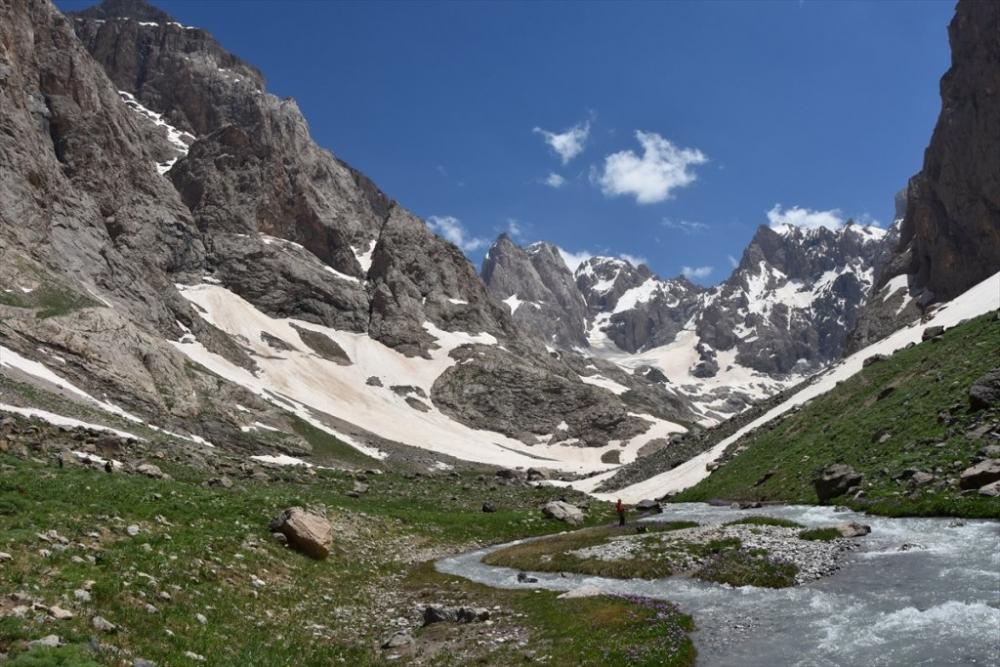 Cilo Dağları ve Sat Buzul Gölleri doğal güzellikleriyle öne çıkıyor 1