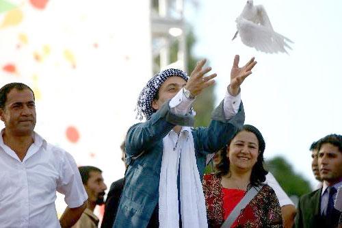 Diyarbakır 1 Eylül barış mitingi 7