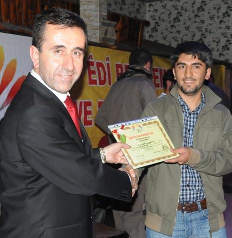 Kurdî Der Sertifika Töreni 39