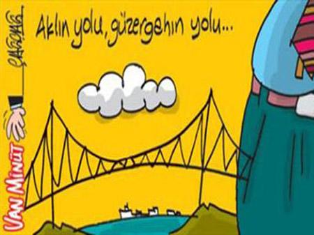 İşte yılın en komik karikatürleri 16