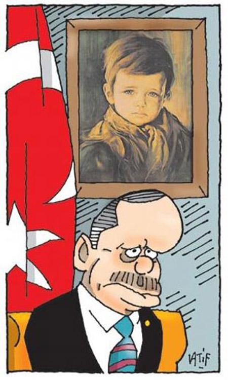 İşte yılın en komik karikatürleri 30