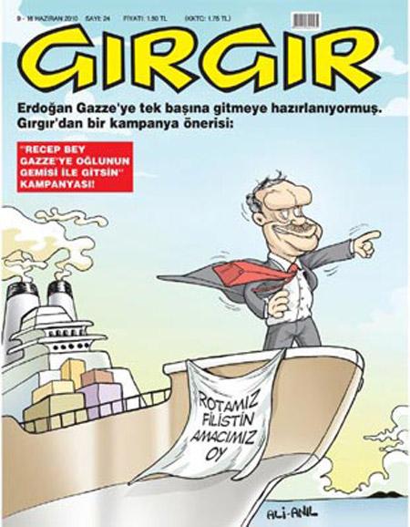 İşte yılın en komik karikatürleri 31