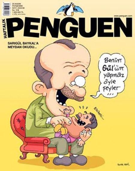 İşte yılın en komik karikatürleri 42