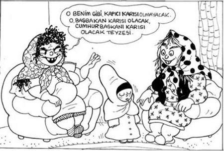 İşte yılın en komik karikatürleri 48