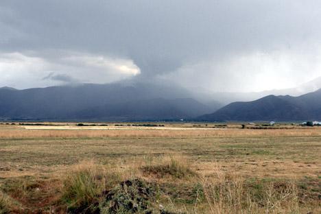 Bir Yağmur Sonrası Gever Ovası 21