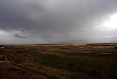 Bir Yağmur Sonrası Gever Ovası 34