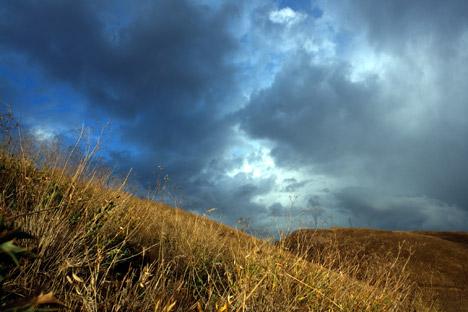 Bir Yağmur Sonrası Gever Ovası 51
